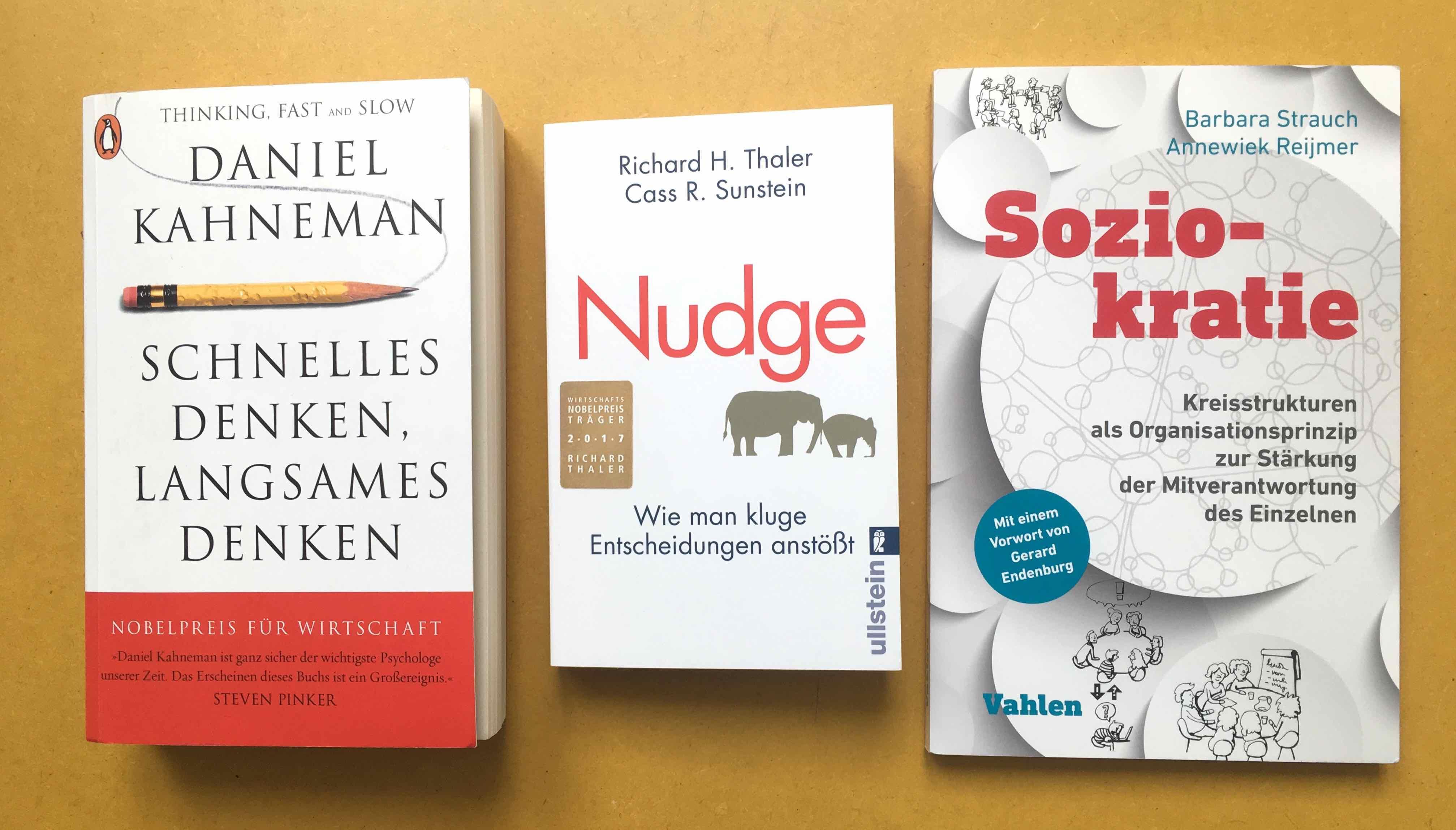 Bücher zum Thema Entscheidungsqualität