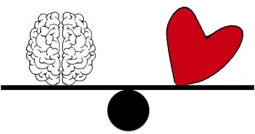 Ausgewogenes System 1 und System 2 für hohe Entscheidungsqualität