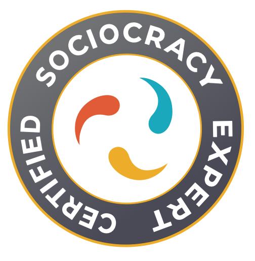 CSE-Siegel für zertifizierte SoziokratieberaterInnen